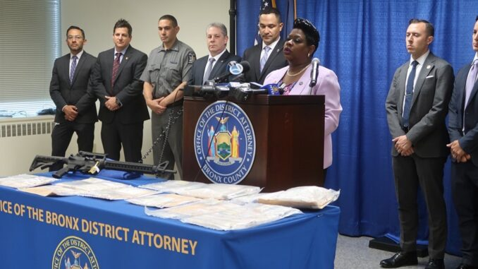 Bronx Opioid Ring Busted